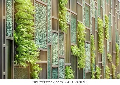 jardin vertical gaviones